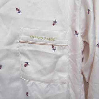 ジェラートピケ(gelato pique)のジェラートピケ サテン パジャマ(パジャマ)