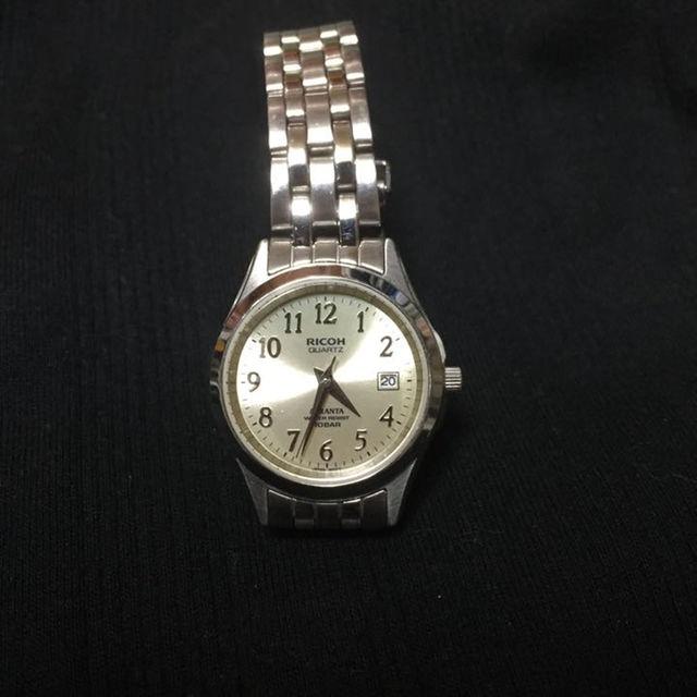 check out 9584c 3803b リコー 腕時計 | フリマアプリ ラクマ