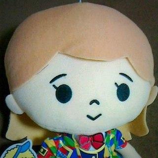 エイチケーティーフォーティーエイト(HKT48)の宮脇咲良 25cm ぬいぐるみ AKB HKT ちゃんりお(女性タレント)