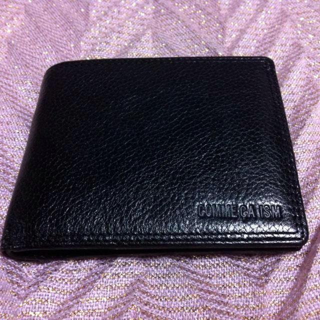 59444a1e0d60 COMME CA ISM(コムサイズム)のCOMME CA ISMの二つ折り財布 レディースの