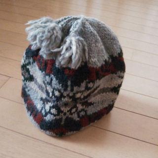 ポロラルフローレン(POLO RALPH LAUREN)のラルフローレン ニット帽(その他)