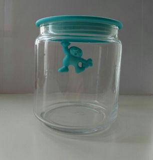アレッシィ(ALESSI)のアレッシィ  ガラス瓶 Sサイズ(その他)