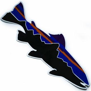 パタゴニア(patagonia)のパタゴニア フィッツロイ トラウト ステッカー(その他)