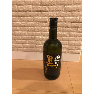 のんのこ黒 (のんのこくろ)~佐賀県原産地呼称管理制度認定酒~(焼酎)