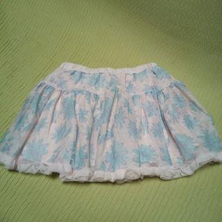 ジーユー(GU)のGU チュールスカート 110cm(スカート)