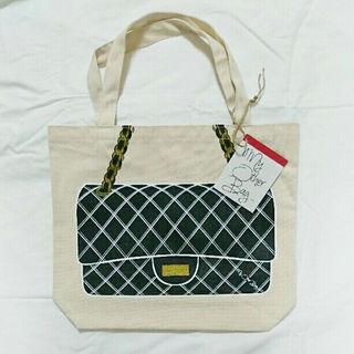マイアザーバッグ(my other bag)の値下げ!新品◆My Other Bag ジャッキー ブラック トートバッグ(トートバッグ)