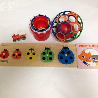 ボーネルンド 知育玩具 他 福袋(知育玩具)