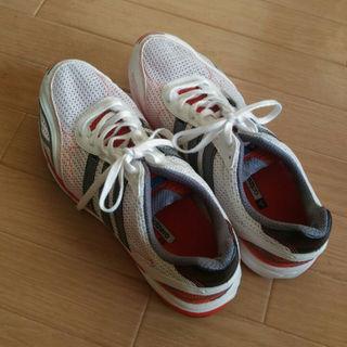 アディダス(adidas)のちー0683様専用☆adidas 25.5cm スニーカー 美品 adizero(スニーカー)