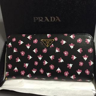 プラダ(PRADA)の定価89640円 プラダ 財布 サフィアーノ 牛革(財布)
