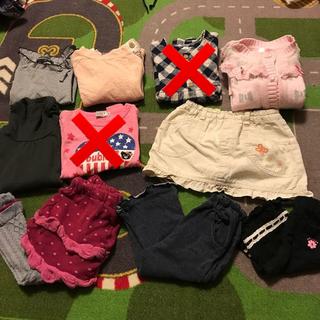 ビケット(Biquette)のビビコング 出品 女の子 90センチ 洋服 まとめ売り(その他)