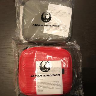 ジャル(ニホンコウクウ)(JAL(日本航空))のJAL アメニティ 2個セット(旅行用品)