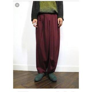 ヨウジヤマモト(Yohji Yamamoto)のKa na ta ベーコンパンツ  カナデ様専用(サルエルパンツ)