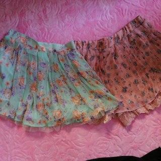 バイバイ(ByeBye)の値下げ☆スカートみたいなズボン⁉(ショートパンツ)