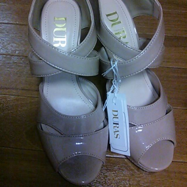DURAS(デュラス)のしょこさま取り置き レディースの靴/シューズ(ハイヒール/パンプス)の商品写真