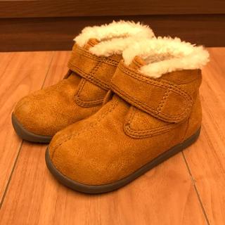 ムジルシリョウヒン(MUJI (無印良品))のボアつきブーツ(ブーツ)