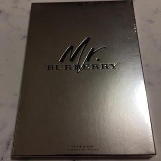 バーバリー(BURBERRY)のバーバリー♡ノート(ノート/メモ帳/ふせん)