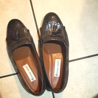 エティエンヌアイグナー(Etienne Aigner's)のエティエンヌアイグナー etienne aigner ローファー モカシン 本革(ローファー/革靴)