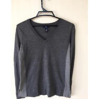 ギャップ(GAP)のセーター グレー(ニット/セーター)