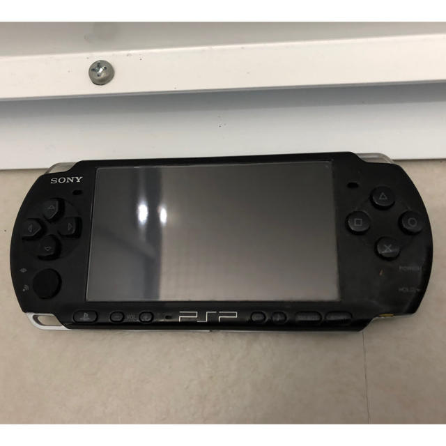 PlayStation Portable(プレイステーションポータブル)のPSP-3000 エンタメ/ホビーのテレビゲーム(携帯用ゲーム本体)の商品写真