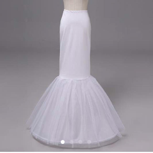 5d0f86d913df5 マーメイドパニエ レディースのフォーマル ドレス(ウェディングドレス)の商品写真