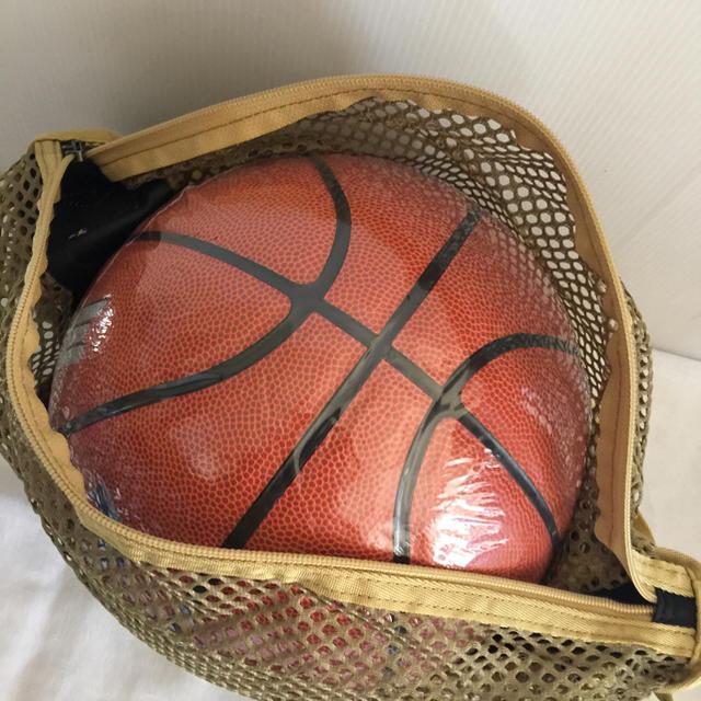 adidas(アディダス)のアディダス ストレッチボールバッグ 1個入 モルテン★シルバー スポーツ/アウトドアのスポーツ/アウトドア その他(バスケットボール)の商品写真