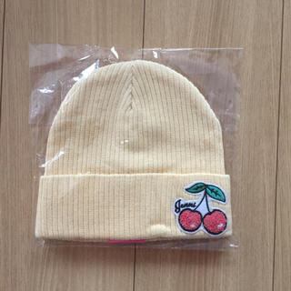 ジェニィ(JENNI)の新品 JENNI ニット帽 Mサイズ(帽子)