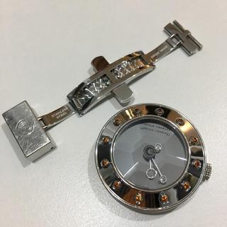 ジェラルドジェンタ(Gerald Genta)の【値下げ】ジェラルドチャールズ・宝石付・腕時計(腕時計(アナログ))