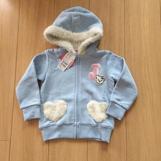 ジェニィ(JENNI)の新品 JENNI BABY パーカー 95サイズ(ジャケット/上着)