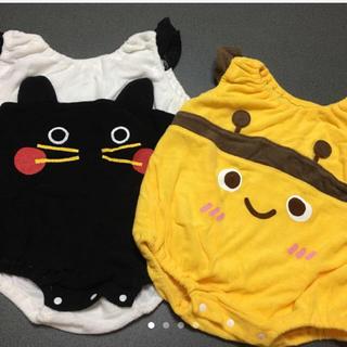 しまむら - 2枚セット キュートベビー服