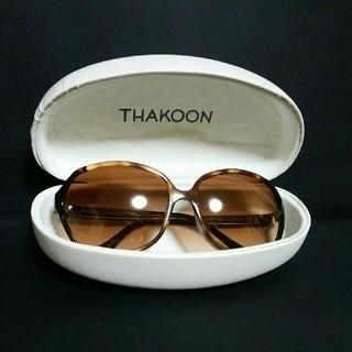 タクーン(Thakoon)のTHAKOON サングラス(サングラス/メガネ)