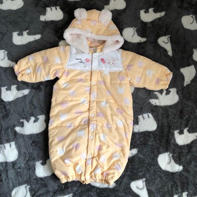 coeur a coeur(クーラクール)のクーラクール ジャンプスーツ キッズ/ベビー/マタニティのベビー服(~85cm)(カバーオール)の商品写真