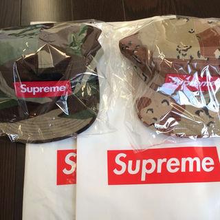シュプリーム(Supreme)の売り切り! 最安 新品 Supreme camo cap カモフラ(その他)