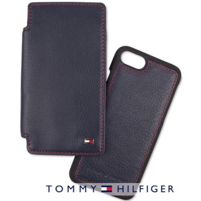 chanel iphone7plus ケース 財布型 | TOMMY HILFIGER - lv様専用★トミーヒルフィガー★RFID機能付きiPhone7/8用手帳型ケースの通販 by カピオラニ's shop|トミーヒルフィガーならラクマ