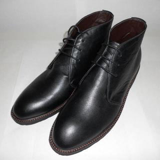 ボイコット(BOYCOTT)の【緊急値下げ!】 BOYCOTT ブーツ(黒)(ブーツ)