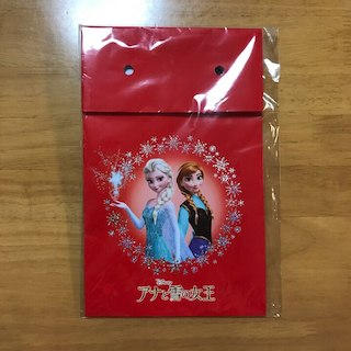 アナと雪の女王 ラッピングバッグ 未開封(その他)