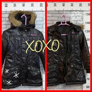 キスキス(XOXO)の子供服 女の子用コート XOXO  120㎝(ジャケット/上着)