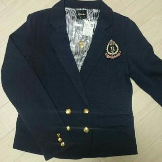 卒業式 女の子 160 ジャケット ブレザー スーツ 150  M