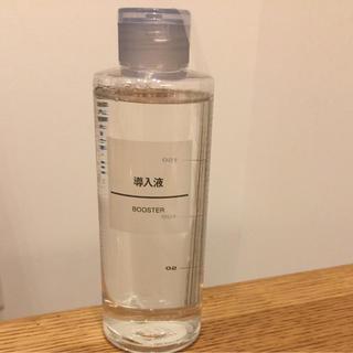 ムジルシリョウヒン(MUJI (無印良品))の【200ml】無印良品 導入液 ブースター(ブースター / 導入液)