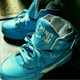 ナイキ(NIKE)の時間限定sale ユーイング NBA バスケ バッシュ 靴(スニーカー)