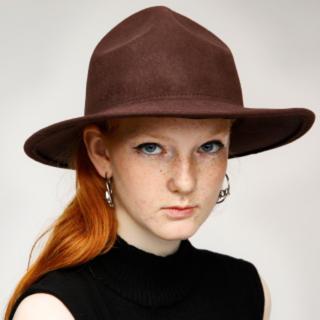 マウジー(moussy)のmoussy pinched hat ハット(ハット)