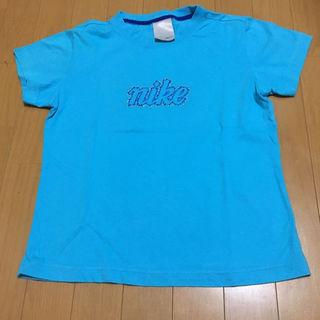 ナイキ(NIKE)のnike 半袖 Tシャツ 水色 3(その他)