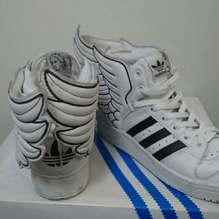 アディダス(adidas)の値下げJeremy Scottジェレミースコットjs wings2.0 (スニーカー)