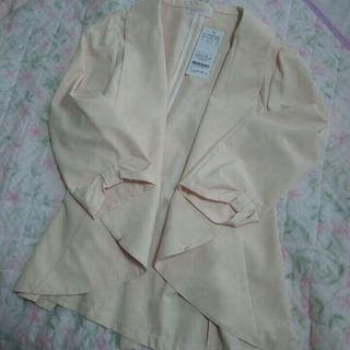 ロディスポット(LODISPOTTO)のLODISPOTTO・袖リボンジャケット(テーラードジャケット)