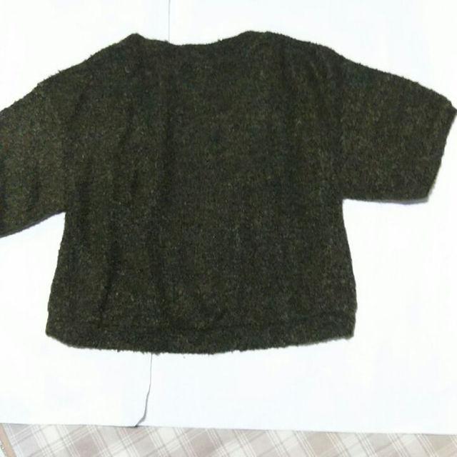 THE EMPORIUM(ジエンポリアム)のジ エンポリアム*半袖ニット レディースのトップス(ニット/セーター)の商品写真