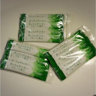 めっちゃぜいたくフルーツ青汁【15包】(青汁/ケール加工食品 )