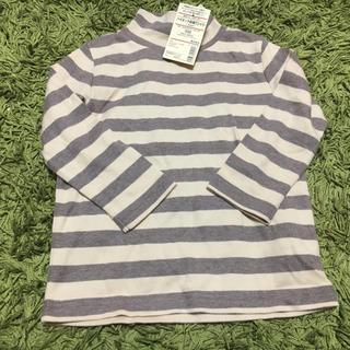 ムジルシリョウヒン(MUJI (無印良品))の新品  無印良品タートルネック(Tシャツ/カットソー)