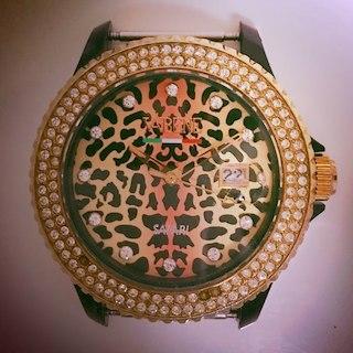 ヴァベーネ(VABENE)のVABENE ヴァベーネ イタリア腕時計 デイトナタイプ(その他)