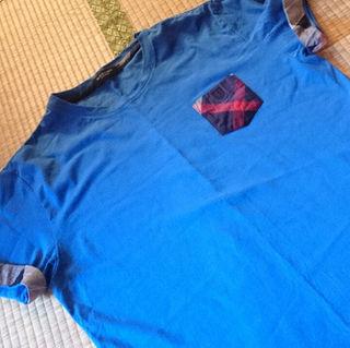 バーバリーブラックレーベル(BURBERRY BLACK LABEL)の(値下げ)美品 ❕バーバリーブラックレーベルクレストブリッジ ❕ Tシャツ(その他)