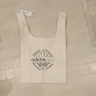 アディダス(adidas)の☆新品☆adidas エコバッグ ベージュ(エコバッグ)