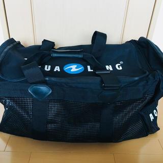 アクアラング(Aqua Lung)のAQUALUNG アクアラング メッシュバッグ スキューバーダイビング(トートバッグ)